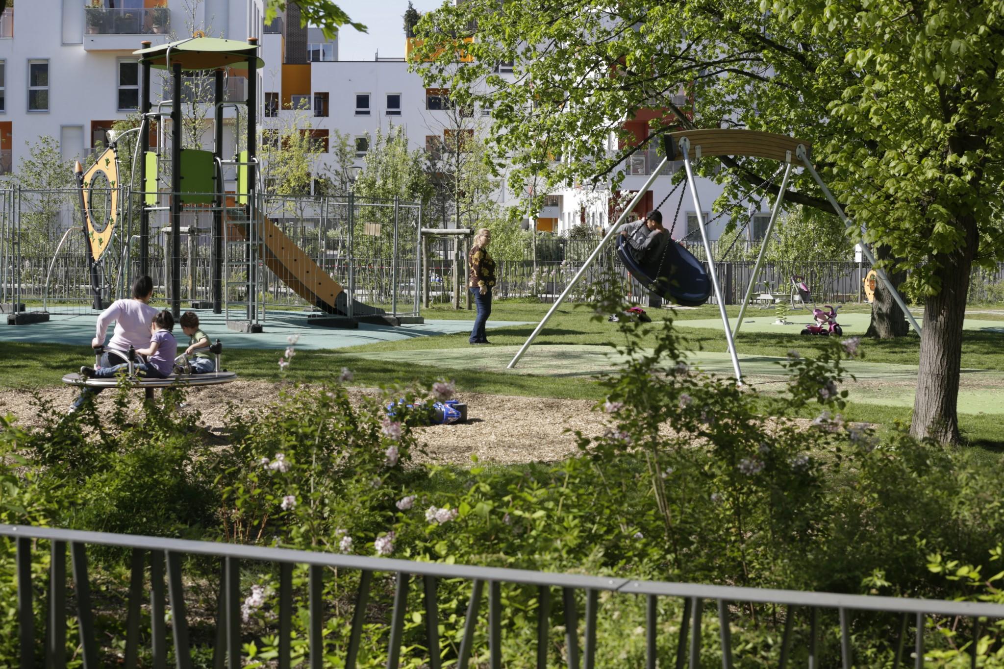 Parc Ampère - Florence Mercier