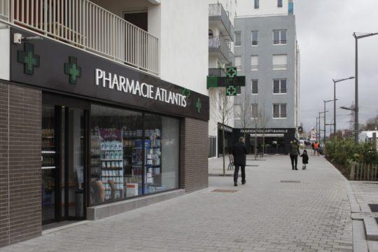 pharmacie atlantis quartier atlantis. Black Bedroom Furniture Sets. Home Design Ideas