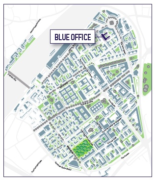 PLAN BLUE OFFICE