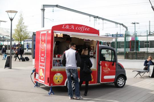 L&A Coffee - Esplanade Gare Massy-Palaiseau