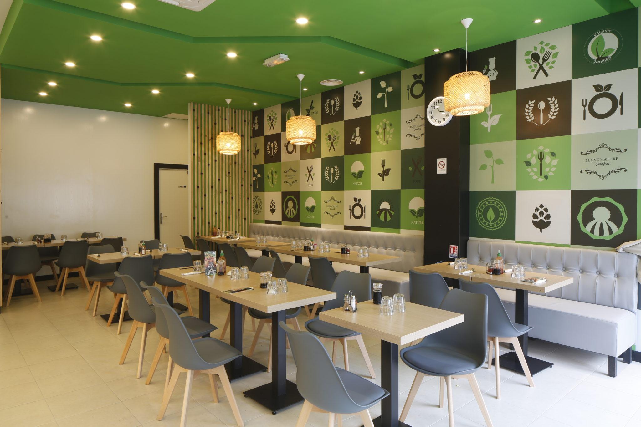Restaurant Leonidas Paris